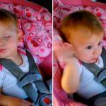 Sleeping Baby + 'Gangnam Style' = Priceless Funny [VIDEO]