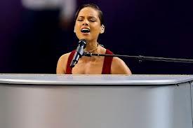 Alicia Keys/ Courtesy NY Daily News