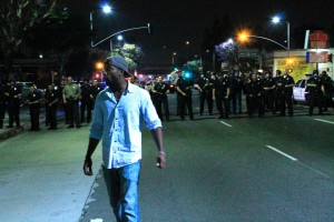 70 LAPD Officers