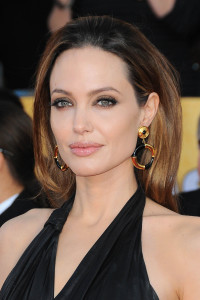 Angelina Jolie at 18th Annual Screen Actors Guild Awards