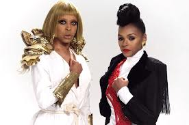 janelle and erykah