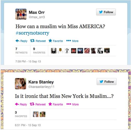 muslim tweet