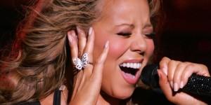 Mariah Carey in Concert at Japan