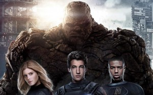 Fantastic Four Header