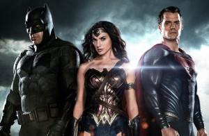 DC trinity - Batman v Superman