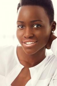 Lupita Nyong'o ALEXI LUBOMIRSKI FOR LANCÔME