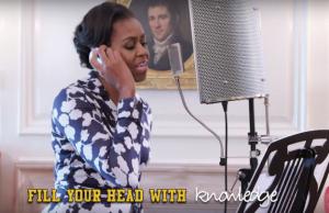Michelle-Obama-Makes-Rap-Video