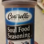 'Soul Food Seasoning' Must Be Stopped