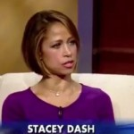 White People: Clapping Back at Stacey Dash Isn't For You