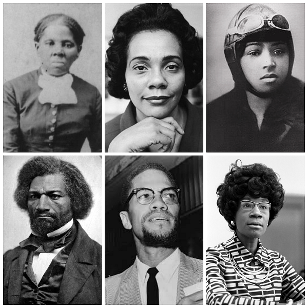 Black-History-Month-coretta-shirley-harriet600x600