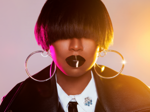 Missy Elliott by Derek Blanks