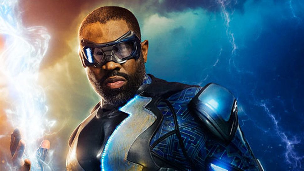 Black Lightning, The CW