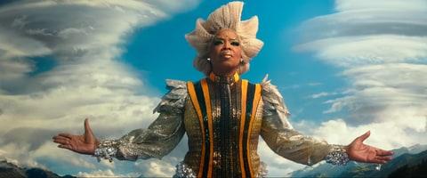 Oprah, Wrinkle In Time, Ava DuVernay