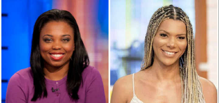 Jemele Hill and Munroe Bergdorf